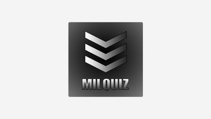 MilQuiz cover logo